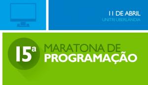 15ª maratona de programação